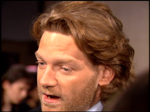 Kenneth Branagh at the 'Mary Shelley's Frankenstein' Premiere on November 1 1994