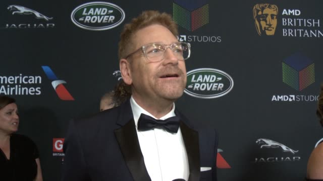 INTERVIEW Kenneth Branagh on what it means to be receiving this honor reflects on his career what he would still like to do talks about the most...