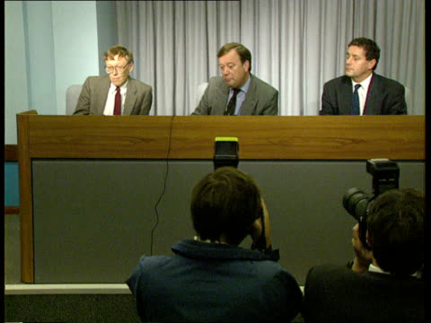 PARDON Kenneth Clarke press conference