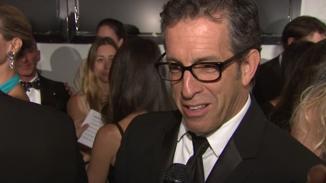 Kenneth Cole talks about the event and why he is a long time supporter of amfAR shares what inspires him at the 2nd Annual amfAR Inspiration Gala New...