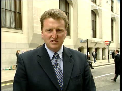 kenneth noye found guilty of murder; kenneth noye found guilty of murder; ext i/c - kenneth noye stock videos & royalty-free footage