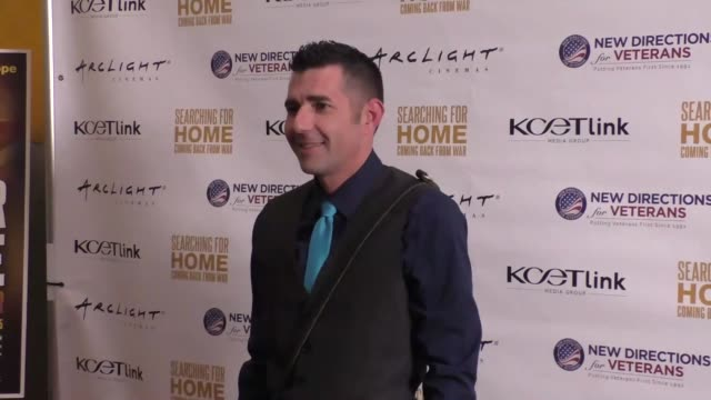 Kenny Bass at The Cast Of Lifetime Television's Army Wives Reunites For Searching For Home Coming Back From War at Arclight Theatre in Sherman Oaks...