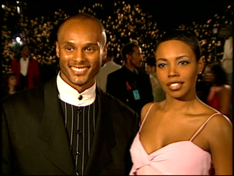 Kenny Lattimore at the NAACP 28th Annual Image Awards on February 8 1997