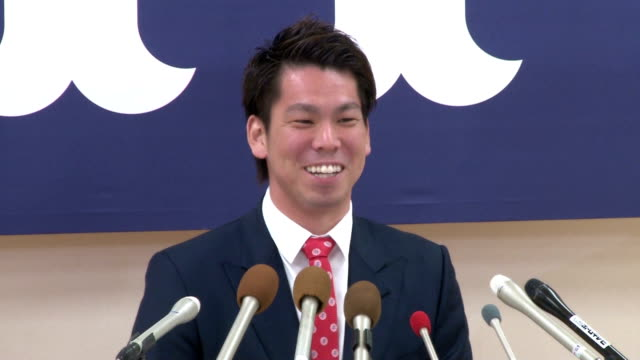Kenta Maeda expressed his thanks to the Hiroshima Carp on Monday for allowing him to begin a new career in the major leagues In a press conference...