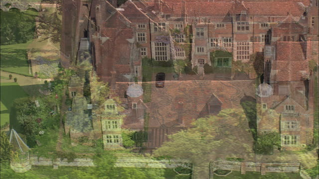 kentwell manor - 16th century style stock videos & royalty-free footage