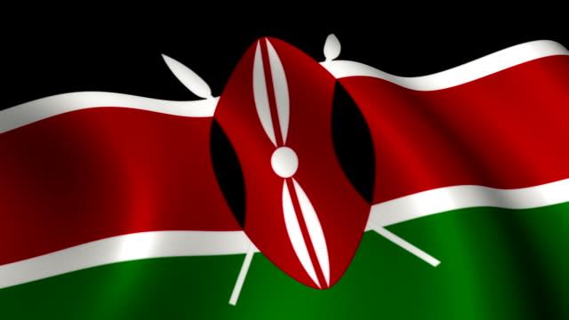 Kenya Flag Loopable