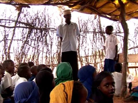 kenya has one of the highest school attendence rates in the world, thanks in part to the decision in 2003 to scrap fees. - short phrase stock videos & royalty-free footage