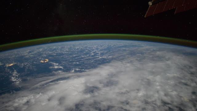 kenya to the aurora australis - aurora australis stock videos & royalty-free footage