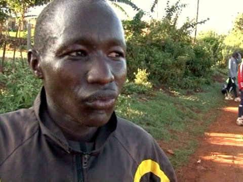 kenya's high-altitude training centre in iten produces world class athletes, particularly in middle- and long-distance running. - middle class stock videos & royalty-free footage