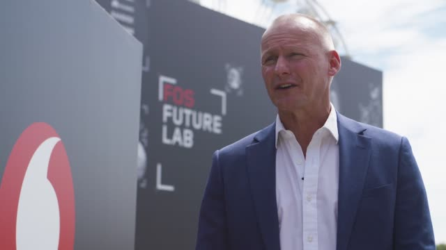 ker anderson on the benefits and future of 5g intergration with cars on drift champion vaughn gittin jr is set to take this firstofitskind car to the... - drinking and driving stock videos & royalty-free footage