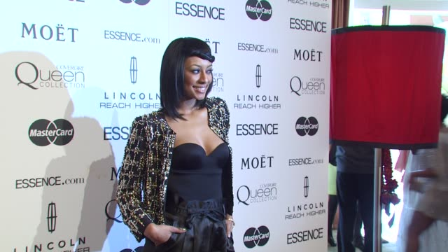 Keri Hilson at the 3rd Annual Essence Black Women In Hollywood Luncheon at Beverly Hills CA