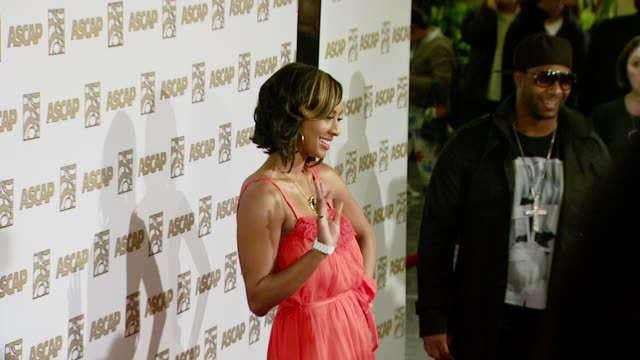 vidéos et rushes de keri hilson at the ascap's 25th annual pop music awards at the kodak theatre in hollywood, california on april 9, 2008. - ascap