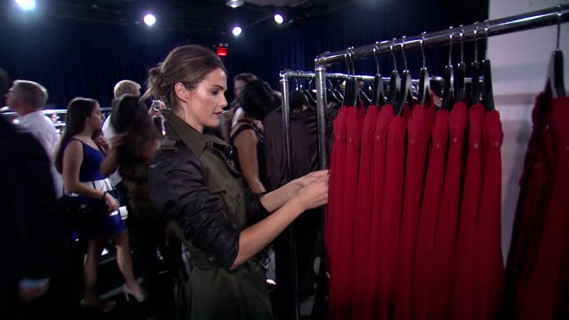 Keri Russell at Altuzarra For Target Launch Event at Skylight Clarkson Sq on September 04 2014 in New York City