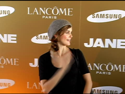 keri russell at the 2007 sundance film festival jane house sundance event on january 21 2007 - ユタ州 パークシティ点の映像素材/bロール