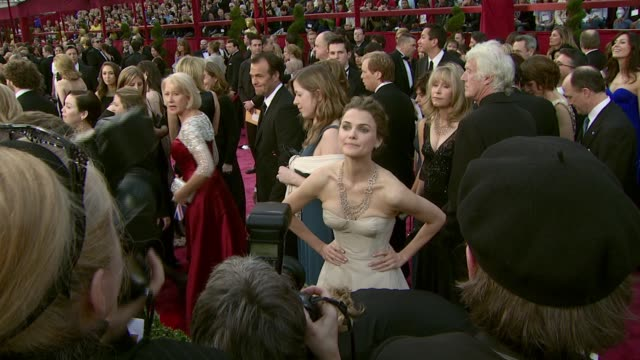 Keri Russell at the 2008 Academy Awards at the Kodak Theatre in Hollywood California on February 24 2008