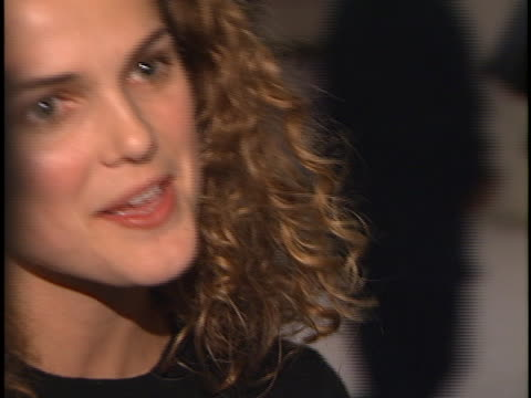 Keri Russell at the American History X Premiere at Century Plaza