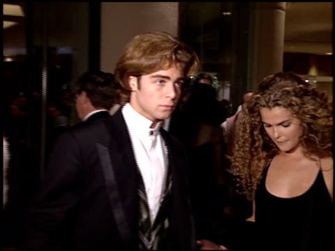 Keri Russell at the Carousel of Hope Gala Event at the Beverly Hilton in Beverly Hills California on October 28 1994