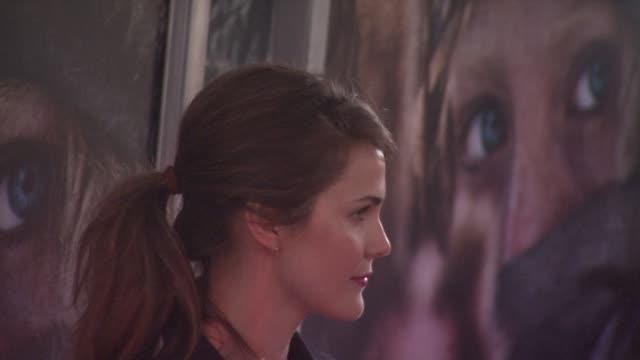 Keri Russell at the 'Hanna' Special Screening at New York NY