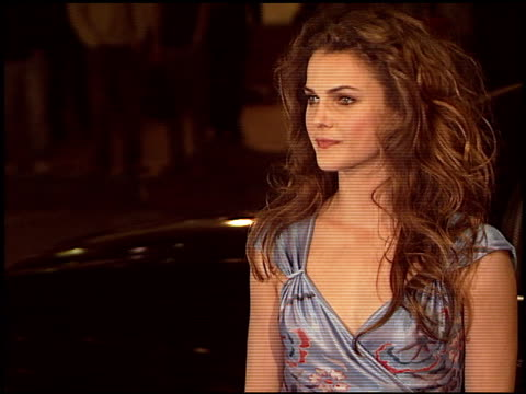 Keri Russell at the Premiere of 'The Upside of Anger' on March 3 2005