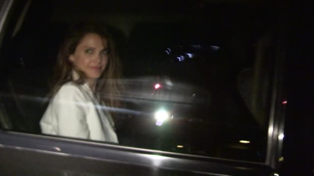 Keri Russell departs Harmony Gold Theater in West Hollywood 08/09/13