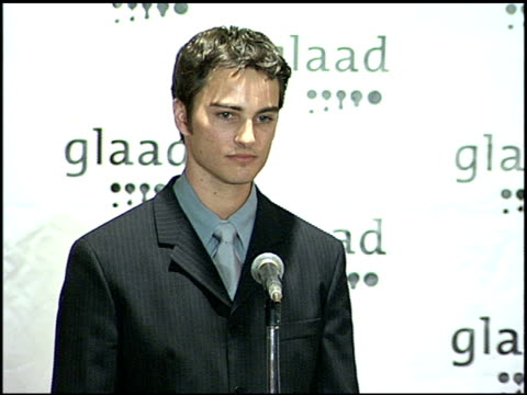 kerr smith at the glaad awards 99 at century plaza in century city, california on april 17, 1999. - century plaza stock videos & royalty-free footage