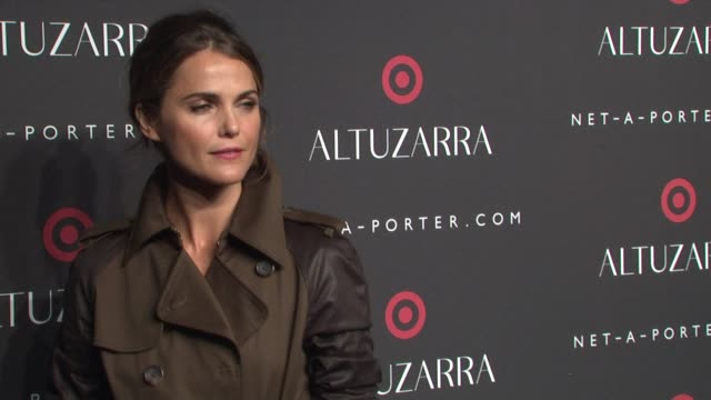 Kerri Russel at Altuzarra For Target Launch Event at Skylight Clarkson Sq on September 04 2014 in New York City