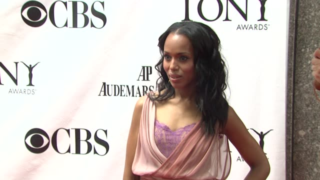 Kerry Washington at the 64th Annual Tony Awards at New York NY