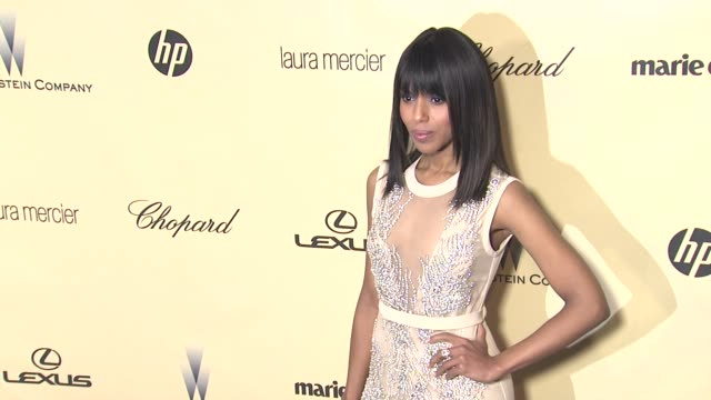 Kerry Washington at The Weinstein Company's 2013 Golden Globe Awards After Party 1/13/2013 in Beverly Hills CA