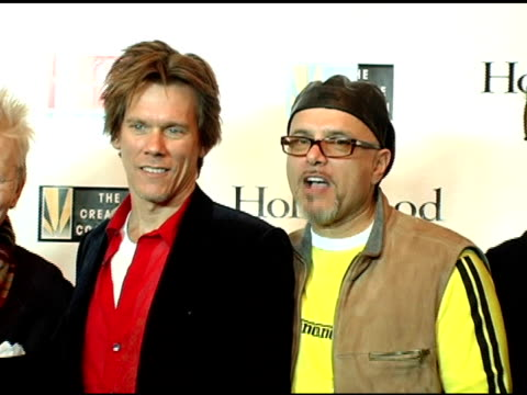 kevin bacon and joe pantoliano at the kevin bacon reception of the 2005 rayban visionary award hosted by creative coalition and hollywood life at... - beer stein stock videos and b-roll footage