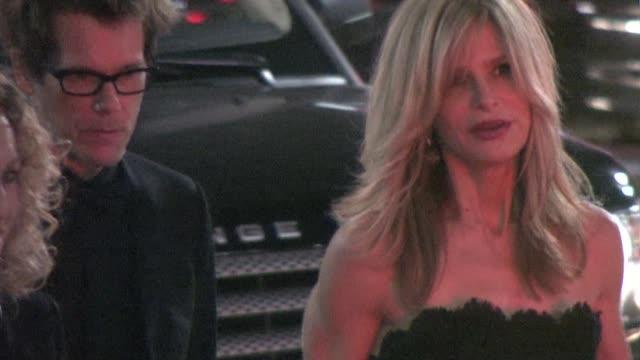 Kevin Bacon and Kyra Sedgwick at Katsuya in Hollywood at the Celebrity Sightings in Los Angeles at Los Angeles CA
