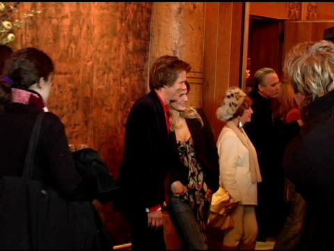 Kevin Bacon and Kyra Sedgwick at the Kevin Bacon Reception of the 2005 RayBan Visionary Award Hosted by Creative Coalition and Hollywood Life at...