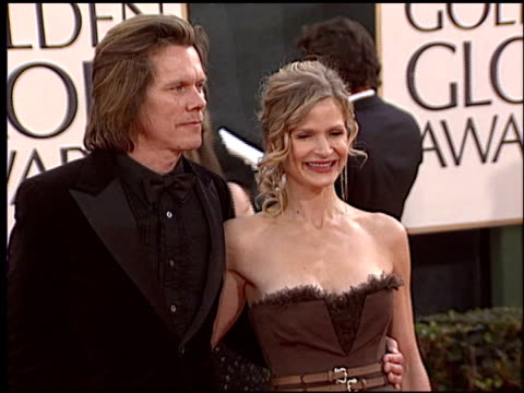 Kevin Bacon at the 2006 Golden Globe Awards at the Beverly Hilton in Beverly Hills California on January 16 2006