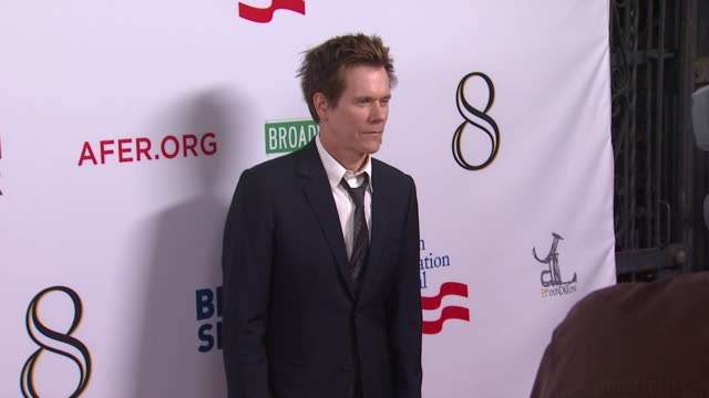 Kevin Bacon at The American Foundation For Equal Rights Broadway Impact Present 8 on 3/3/12 in Los Angeles CA