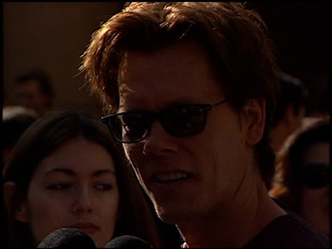 Kevin Bacon at the 'My Dog Skip' Premiere at the Egyptian Theatre in Hollywood California on January 8 2000
