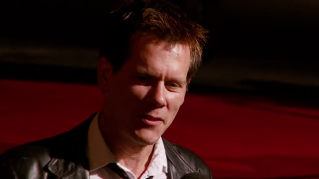 Kevin Bacon at the 'Rails Ties' Los Angeles Premiere at Warner Brothers in Burbank California on October 23 2007