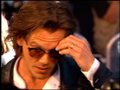 kevin bacon at the 'twister' premiere on may 8, 1996. - twister 1996 film stock videos & royalty-free footage