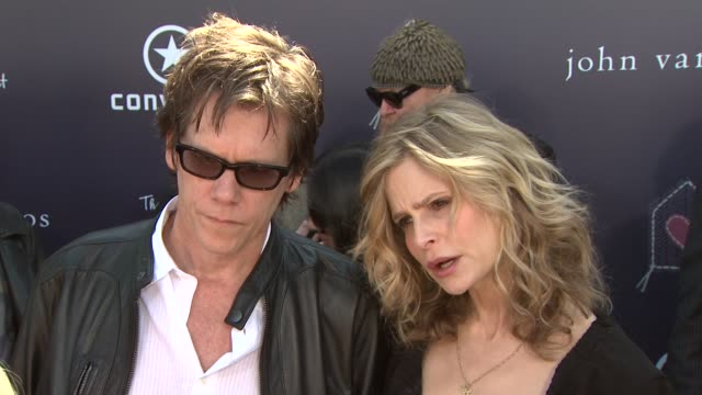 Kevin Bacon Kyra Sedgwick on being part of the afternoon why it's important to shed light on sexual abuse what they're most looking forward to at the...