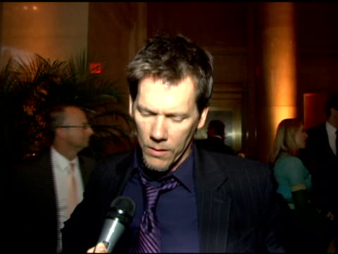 Kevin Bacon on how he found out about the High Line the importance of parks and public spaces in New York the utility of the High Line for the...