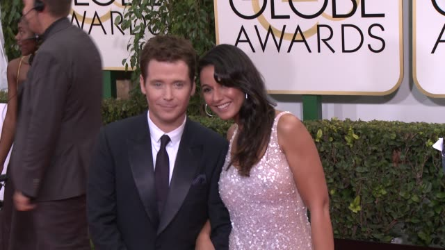 Kevin Connolly at the 72nd Annual Golden Globe Awards Arrivals at The Beverly Hilton Hotel on January 11 2015 in Beverly Hills California