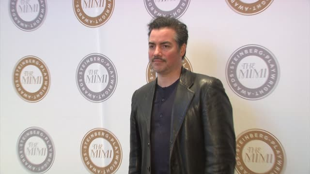 kevin corrigan at harold and mimi steinberg charitable trust hosts 2014 steinberg playwright awards at lincoln center theater on november 17 2014 in... - scriptwriter stock videos and b-roll footage