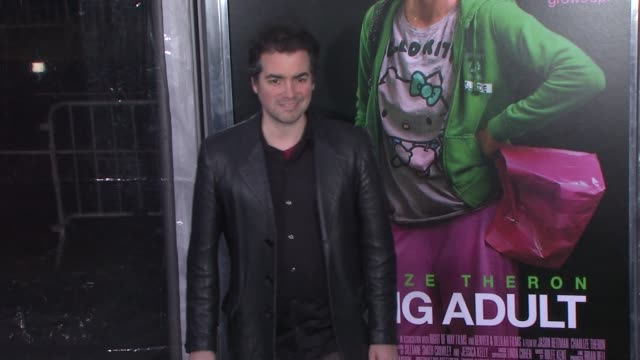 Kevin Corrigan at 'Young Adult' World Premiere Arrivals Red Carpet New York NY United States