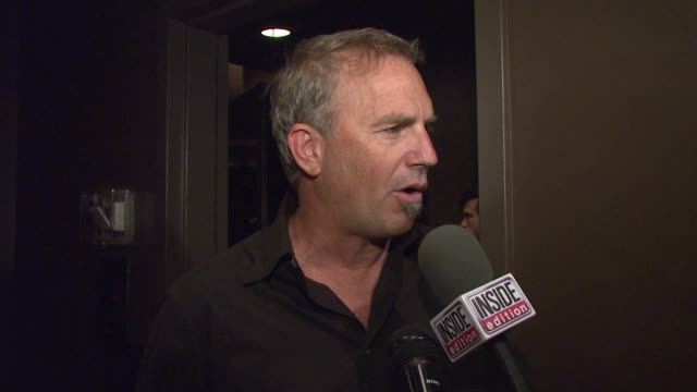 kevin costner on the choice of 'mr brooks,' on his directing skills, on the madonna apology, and experiencing fatherhood at the special new york... - directing stock videos & royalty-free footage