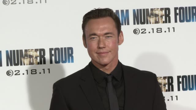 Kevin Durand at the 'I Am Number Four' Premiere at Westwood CA