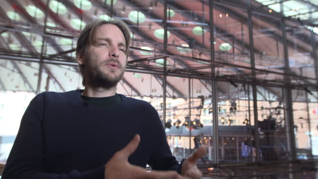 INTERVIEW Kevin Ford on making a multimedia art experience version of the film at Berlin Film Festival 'The Bomb ' Interviews at Berlinale Palast on...
