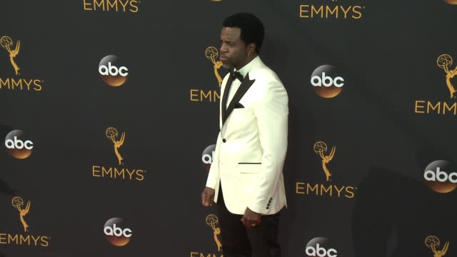 Kevin Hanchard at the 68th Annual Primetime Emmy Awards Arrivals at Microsoft Theater on September 18 2016 in Los Angeles California