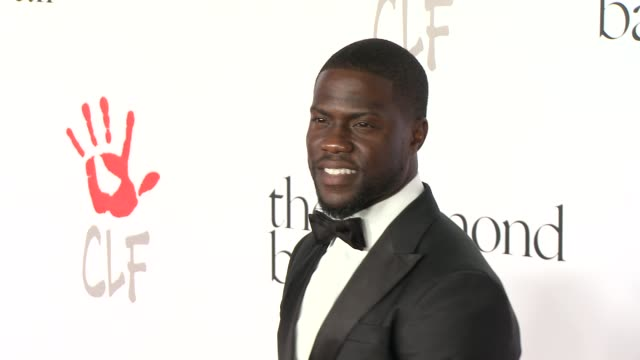Kevin Hart at the 2nd Annual Diamond Ball at Barker Hangar on December 10 2015 in Santa Monica California