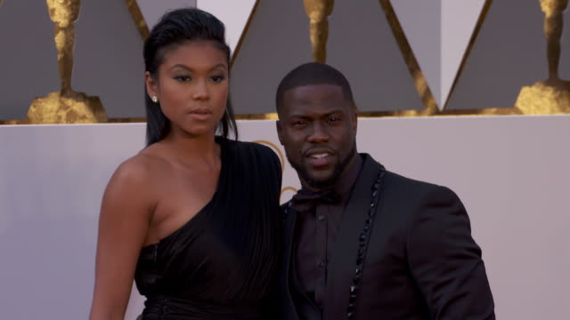 Kevin Hart at the 88th Annual Academy Awards Arrivals at Hollywood Highland Center on February 28 2016 in Hollywood California 4K
