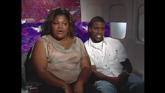 kevin hart & mo'nique talk about if they would fly in a plane where snoop dogg was the pilot - snoop dogg stock videos & royalty-free footage