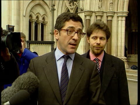 wins contempt ruling the strand wright standing before kevin maxwell kevin maxwell speaking to press sot up to the dti inspectors how they proceed... - kevin maxwell stock videos & royalty-free footage
