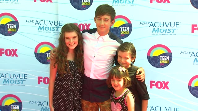 Kevin McHale at 2012 Teen Choice Awards on 7/22/12 in Los Angeles CA